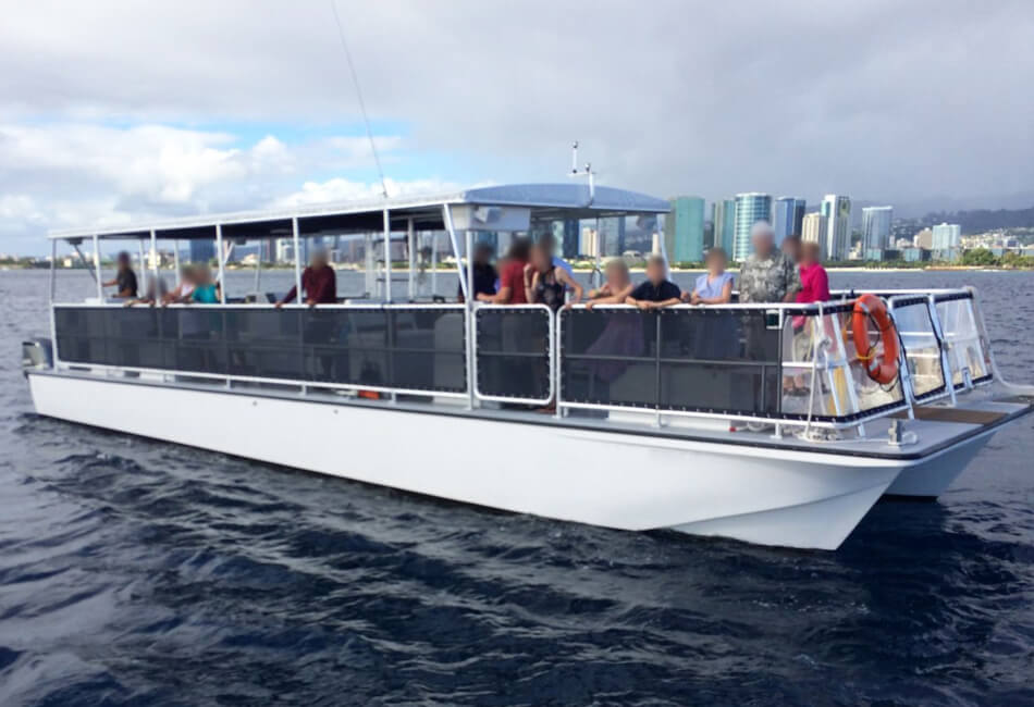 50 Ft Power Catamaran